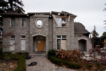 Storm Damage Restoration in Waco Kentucky by Kentucky Disaster Restoration, LLC